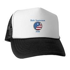Rick Santorum (yin and yang) Trucker Hat