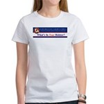 "Georgia Carry Women's ""SECURITY"" T-Shirt"