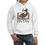 Fint Tan 1 Hooded Sweatshirt
