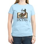 Fint Tan 1 Women's Light T-Shirt