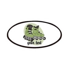 Personalized Rollerblade Patches