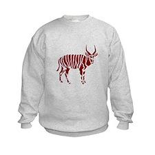 Bongo tile mural shop #1 Sweatshirt