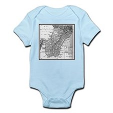 Province of Calabria Body Suit