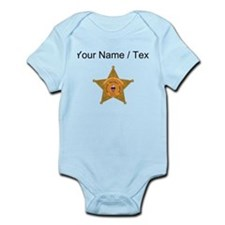 Deputy Sheriff Badge (Custom) Body Suit
