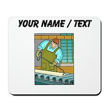 Ironworker (Custom) Mousepad