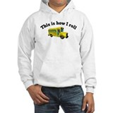 This is how I roll Hoodie Sweatshirt