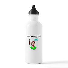 Radio DJ (Custom) Water Bottle