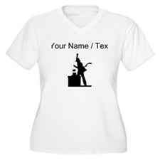 Chimney Sweep (Custom) Plus Size T-Shirt