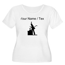 Chimney Sweep (Custom) Plus Size T-Shirt