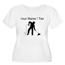 Carpet Cleaner (Custom) Plus Size T-Shirt