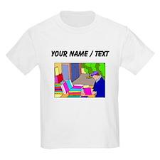 Book Vendor (Custom) T-Shirt