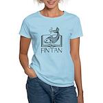 Fin Tan Rainbow Women's Light T-Shirt