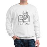Fin Tan Rainbow Sweatshirt
