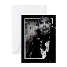 Dracula Greeting Cards
