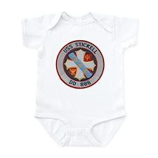 USS STICKELL Infant Bodysuit