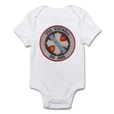 USS STICKELL Infant Bodysuit