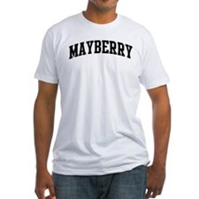 MAYBERRY (curve-black) Shirt