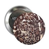 "NEWSPAPER ROCK 2.25"" Button (10 pack)"