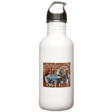 """CAROUSEL HORSE 4"" Water Bottle"