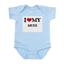 I love my Mudi Body Suit