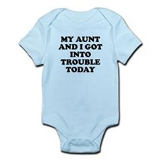 My Aunt And I Got Into Trouble Body Suit