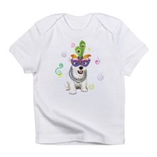 Cute White dogs Infant T-Shirt