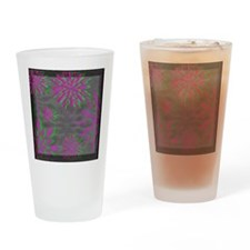 Floral Motif 1 ~ Drinking Glass