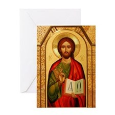 Christ The Teacher Greeting Card