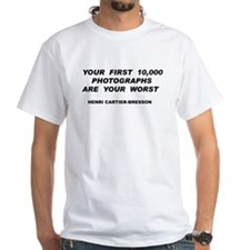 Your First 10,000 Photographs Shirt