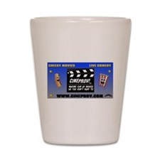 cineprov Shot Glass