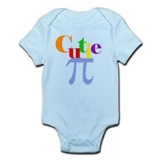 Cute Nerdy Infant Bodysuit
