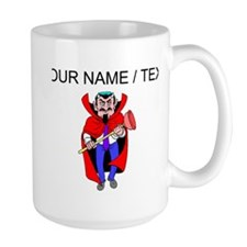Plumber Devil (Custom) Mugs