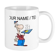 Pizza Delivery Guy (Custom) Mugs
