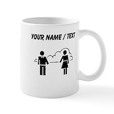 Custom Man And Woman Mugs