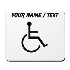 Custom Handicapped Mousepad