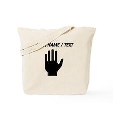 Custom Hand Tote Bag
