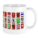 Switzerland: Heraldic Small Mug of the Cantons