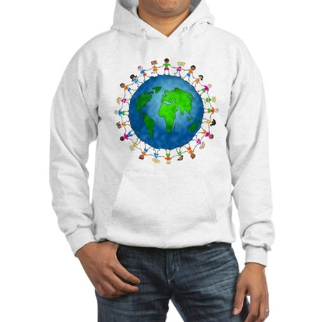 Save the earth - Hooded Sweatshirt