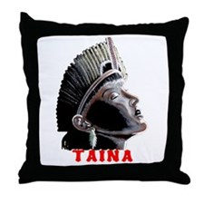 TAINA PLUS Throw Pillow