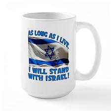 As Long as I Live! Mug