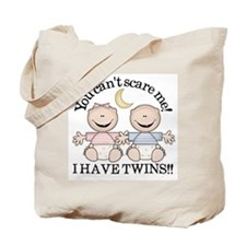 Cool Twins Tote Bag