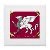 Griffin Tile Coaster