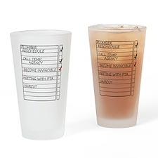 INVINCIBLEGOOD1.jpg Drinking Glass