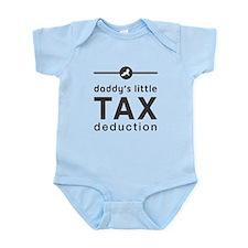 Cute Tax deduction Infant Bodysuit