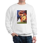 Mandolin Angel & Papillon Sweatshirt