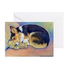 Welsh Corgi Pembroke Greeting Cards (Pk of 10)