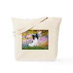 Garden & Papillon Tote Bag