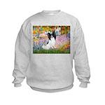 Garden & Papillon Kids Sweatshirt