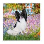 Garden & Papillon Tile Coaster