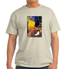 Cafe & Papillon Light T-Shirt